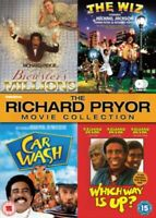 Nuovo The Richard Pryor Collection(4 Film) DVD