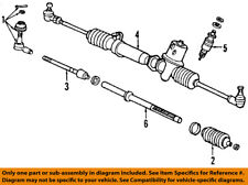 MR131856 Mitsubishi Tie rod, steering MR131856