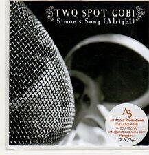 (EP300) Two Spot Gobi, Simon's Song (Alright) - 2011 DJ CD