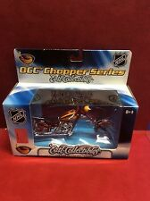 OCC Chopper Motorcycle NHL Atlanta Thrashers 1:18 Scale Diecast From ERTL