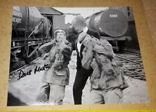 DEREK MARTIN signed/autograph - Actor - Doctor Who etc