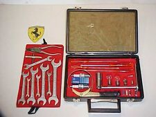 Ferrari Tool Kit_Briefcase_Oil Filter_Spark Plug Wrench_Screwdrivers 365 512 BB