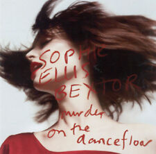 Sophie Ellis-Bextor - Murder On The Dancefloor - CD Single Enh