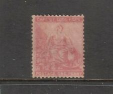 CAPE of GOOD HOPE....  1864-77  4d red mng.... cv £85