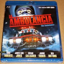 LA AMBULANCIA / THE AMBULANCE - Bluray - English Español - Precintada