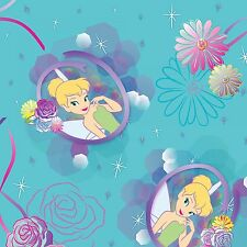 Disney Tinkerbell Petal Perfect Camo 100% cotton fabric by the yard