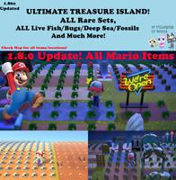 ✨Ultimate Treasure Island Animal Crossing 1 HOUR Unlimited Trips 1.8.0 updated✨