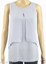 NEW Principles LILAC Chiffon Top Sleeveless Scoop Neck SUMMER Casual Size 10- 20