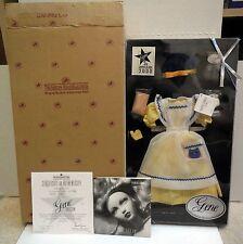 GENE MARSHALL Ashton Drake BAKING COOKIES Outfit COA SKU 76239 MIB Limited Ed.