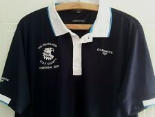 More details for headland golf society portugal 2019 shirt jersey polo glenmuir top mens size