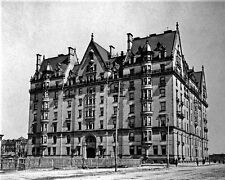 New 8x10 Photo: The Dakota Apartment Building, Site of John Lennon Murder