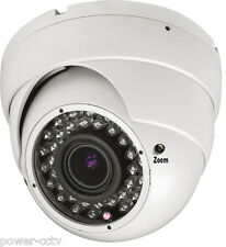 1300TVL 36IR 2.8-12mm Varifocal Surveillance Dome CCTV Security Camera SV368CZW