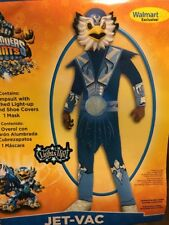 Skylanders Jet-Vac Lights Up Costume Boy M(8)