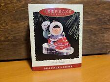 1995 Frosty Friends Hallmark Keepsake Ornament