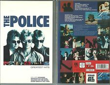 RARE / K7 VIDEO - THE POLICE Le meilleur de THE POLICE - STING / BEST OF