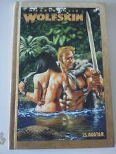 Comics vo Wolfskin volume 1 Hardcover rare !