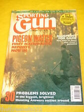 SPORTING GUN - PIGEON WATCH - JAN 1997