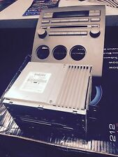 Nissan Titan Radio face only! for 6 disc am/fm Aux in 04,05,06,07 MN,28185 8S510