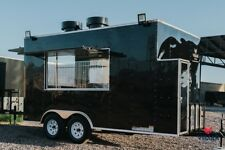 New Food Trailer, Concession Custom Trailer Manufacturers 7x10, 8x14, 8x16