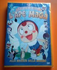 DVD Por flores en flores con La'APE MAGA' Alla búsqueda de mamma DIBUJOS RARO