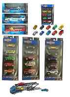 Die cast Cars Vehicles Teamsterz Emergency Fire Engine Ambulance Coach Police