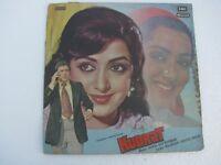 Kudarat R D BURMAN LP Record Bollywood India-1614