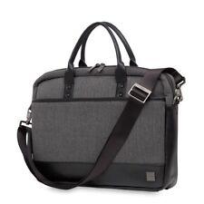 "KNOMO 43-201-BKG ""Princeton"" BRIEFCASE Bag for UP TO 15.6'' Laptop   - ***NEW***"