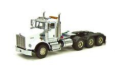"Kenworth T800W 8x4 Truck Tractor - ""WHITE"" - 1/50 - WSI"