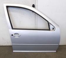 VW Golf IV / Bora Limosine / Variant Tür vorne rechts Farbe LB7Z silber-met