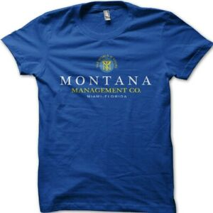 Scare Face Tony Montana Al Pacino printed t-shirt 9018