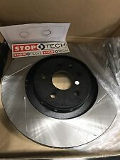 Stoptech Slotted Rotors Pair Brembo 6 piston 2009+ CTS-V & Camaro SS ZL1 New