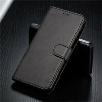 For Huawei Honor 8X Max 7S 20 10 Lite PU Leather Magnetic Flip Wallet Case Cover
