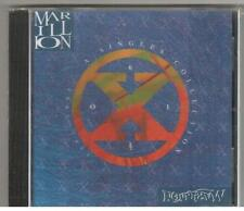 CD MARILLION A SINGLES COLLECTION NEW & SEALED EMI Records