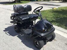 New listing  2019 black Cricket RX5 Mini Mobility Golf Cart 36 volt