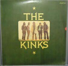 THE KINKS DDR AMIGA LP: THE KINKS