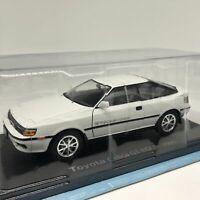Toyota Celica GT FOUR 1986 1/24 Big Scale Box Mini Car Display Diecast Vol 62