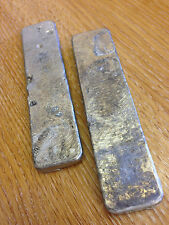 ☆☆☆ZINC ANODES, NEW SIZE - PLATING / ELECTROPLATING☆☆☆HOME ELECTROPLATING☆☆☆