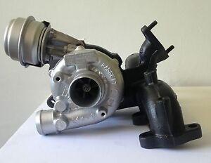 Turbocharger: Audi Seat Skoda VW  454232 454232-0004 038253019A