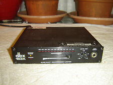 DBX 163X, Overeasy Compressor Limiter with Instrument Preamp, Vintage Unit