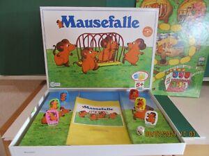 """Spiel """" Mausefalle"""" vom Bookmark Verlag ab 5 Jahren"""