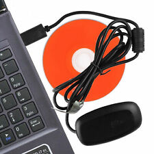 New USB Wireless Gaming Receiver Adapter for XBOX 360 Controller PC Windows