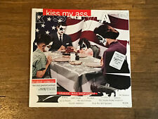 Kiss My Ass Sealed LP - Classic Kiss Regrooved - Red Vinyl - Mercury 314522123-1