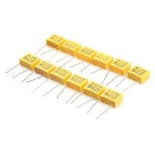 10 Pcs AC 275V 0.47uF Polypropylene Film Safety Capacitors -C.kn