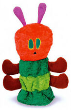 *NEW* PLUSH SOFT TOY Classic Very Hungry Caterpillar Hand Puppet 28cm Eric Carle