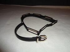 Superbe ceinture en cuir CAROLL automne-hiver - Femme 80/85 cm - NEUVE !!!