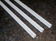 Qty 3 Rigid Polypropylene Tubing 38 Od X 14 Id X 9625 L Plastic Tube Pipe