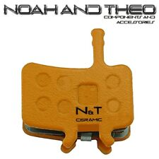 N&T Avid Juicy Ultimate Carbon SRAM KOMFY Ceramic Disc Brake Pads