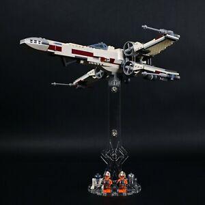 SpaceHolder® aus Plexiglas H3 Höhe 25,0 cm für eure LEGO Modelle 03011