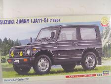 Suzuki Jimny (SJ 413) Véhicule Tout-terrain Hasegawa Voiture Kit 1:24 - 21122 #e