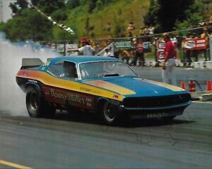 1973 Danny Miller Challenger Amalie handout